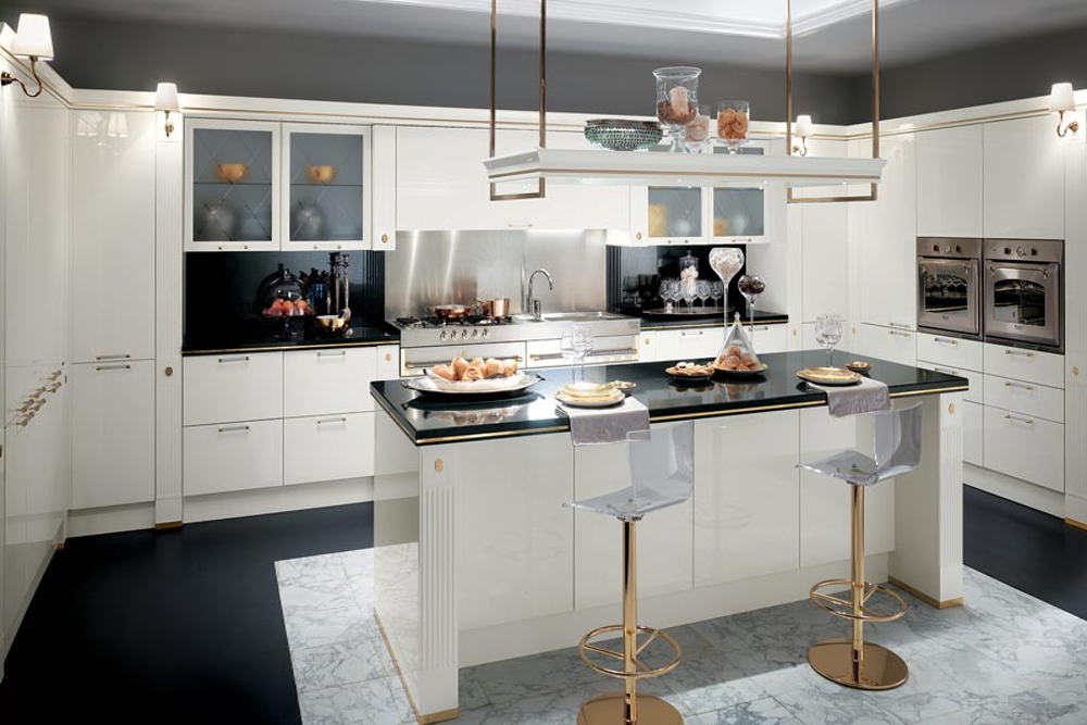 What 39 S Hot In Contemporary Kitchen Design